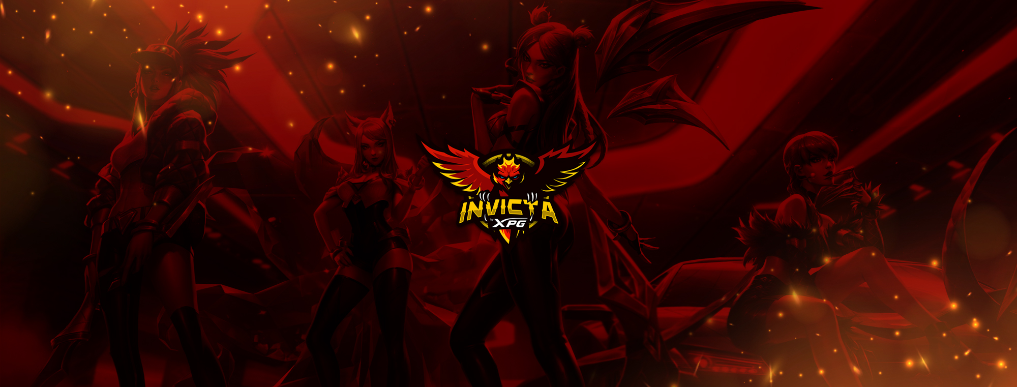 League of Legends - XPG Invicta